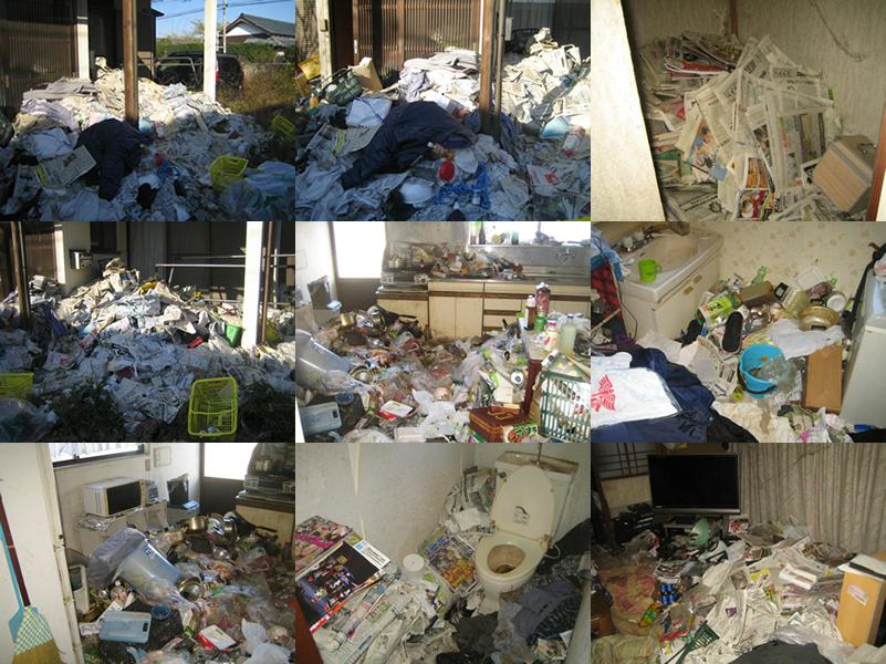 アイティーエコロジーサービス ゴミ屋敷片付け